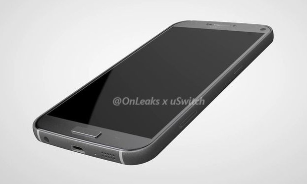 Samsung Galaxy S7 Plus - first video of new smartphone
