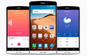 TP-Link introduced three smartphones C5, C5L and C5 Max at CES 2016