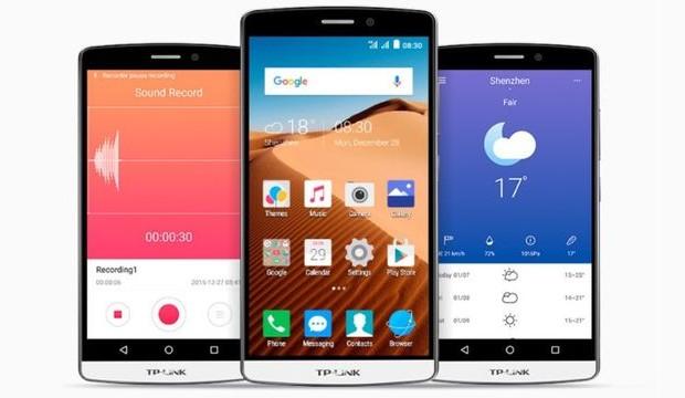 TP-Link introduced three smartphones C5, C5L and C5 Max at CES 2016