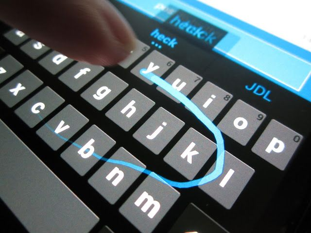 How to print faster: 5 best keyboard for Android