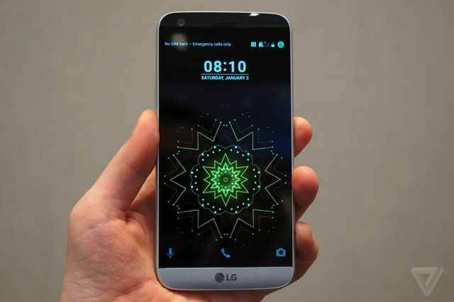 Five reasons why LG G5 is better than iPhone 6s