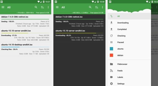 TOP 5 best torrent clients for Android
