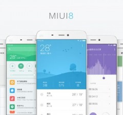 Download MIUI 8 firmware for Xiaomi smartphones