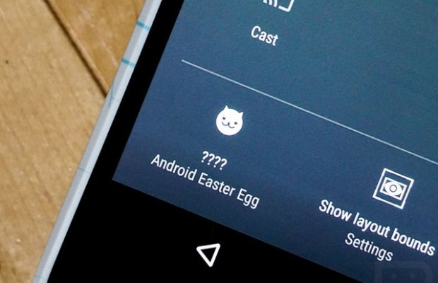 How to open Easter egg in Android 7.0 Nougat? Mini game with kittens